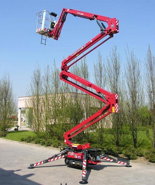 Nacelle Lightlift 19.65IIIS