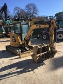 Mini pelle d'occasion caterpillar 304R.CR
